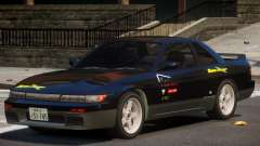 Nissan Silvia S13 ST PJ1 pour GTA 4
