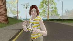 Random Female Skin V4 (GTA Online) für GTA San Andreas