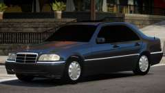 Mercedes C180 V1.0 pour GTA 4