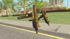 Micro SMG (Luxury Finish) GTA V Scope V2 pour GTA San Andreas