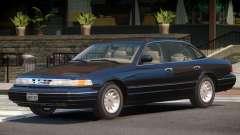 Ford Crown Victoria ST pour GTA 4