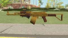 Assault Rifle GTA V (Three Attachments V7) pour GTA San Andreas