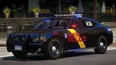 Dodge Charger ST Police V1.2 pour GTA 4