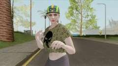 Random Female Skin Rubia V2 (GTA Online) für GTA San Andreas
