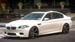 BMW M5 F10 Tuned