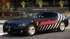 Dodge Charger Police V1.2 für GTA 4