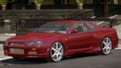 Nissan Skyline GT-R34 RS