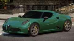 Alfa Romeo 4C ST