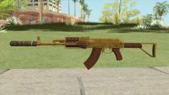 Assault Rifle GTA V (Two Attachments V9) pour GTA San Andreas