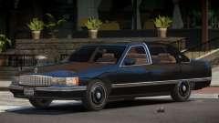 Cadillac De Ville Old
