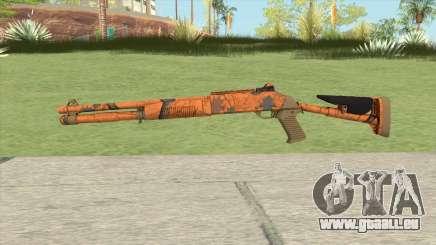 XM1014 Hunter Blaze Orange (CS:GO) pour GTA San Andreas