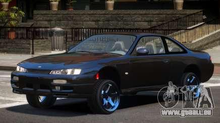 Nissan Silvia S14 RS pour GTA 4
