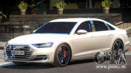 Audi A8 Spec Edition pour GTA 4