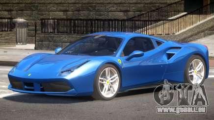 Ferrari 488 GTS V1.0 für GTA 4