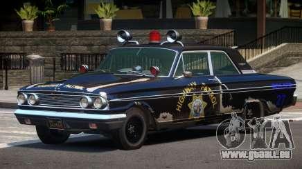 Ford Fairlane Police V1.0 für GTA 4