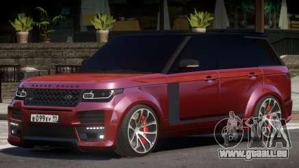 Range Rover Vogue Elite pour GTA 4