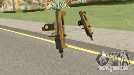 Micro SMG (Luxury Finish) GTA V Base V1 pour GTA San Andreas
