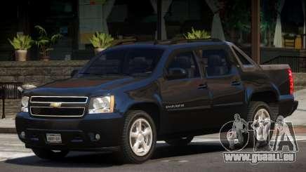 Chevrolet Avalanche V1.3 pour GTA 4