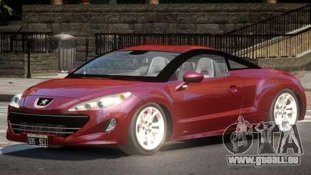 Peugeot RCZ Tuned pour GTA 4