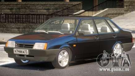 VAZ 21099 V1.1 für GTA 4