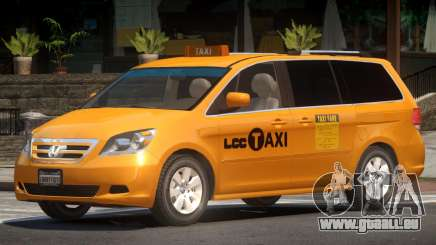 Honda Odyssey Taxi für GTA 4