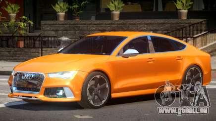 Audi RS7 V1.0 pour GTA 4