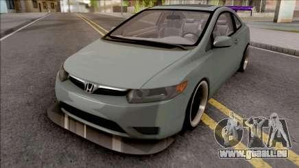 Honda Civic Si FN2 für GTA San Andreas