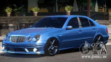 Mercedes Benz E63 W211 V1.1 für GTA 4