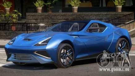 Vulcano Titanium für GTA 4