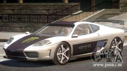 Grotti Turismo Tuning pour GTA 4
