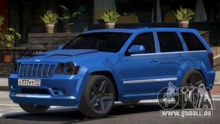 Jeep Cherokee SRT8 pour GTA 4