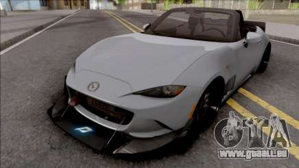 Mazda MX-5 2015 Custom Kit pour GTA San Andreas