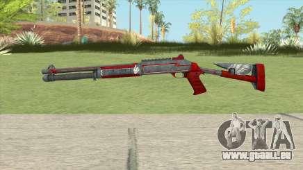 XM1014 Heaven Guard (CS:GO) pour GTA San Andreas