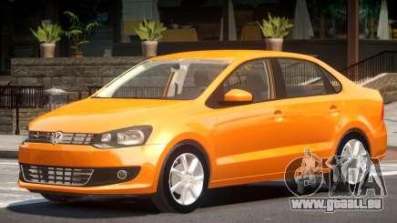 Volkswagen Polo V1.1 pour GTA 4