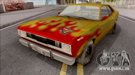 Plymouth Duster 340 Snake Hot Wheels pour GTA San Andreas