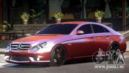 Mercedes Benz CLS 63 AMG V1.0 pour GTA 4