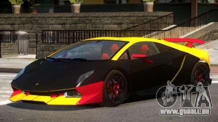 Lamborghini Sesto GT V1.0 PJ1 pour GTA 4