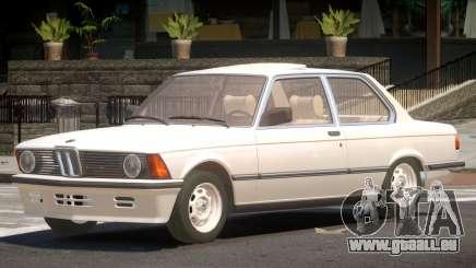 BMW E21 V1.0 pour GTA 4