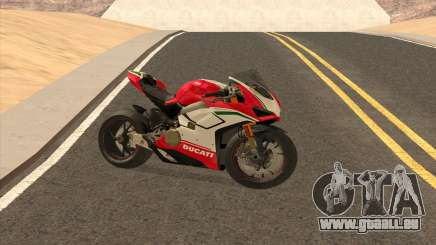Panigale V4 Speciale 2019 pour GTA San Andreas