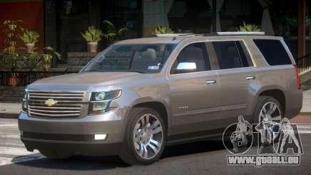Chevrolet Tahoe Tuned pour GTA 4