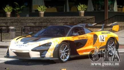 McLaren Senna GT PJ1 pour GTA 4