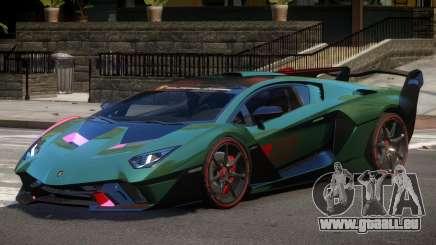 Lamborghini SC18 Alston V1.0 pour GTA 4