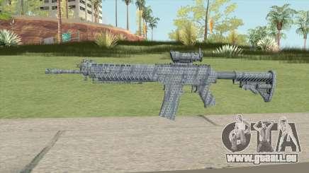 SG-553 Dots Wave (CS:GO) pour GTA San Andreas