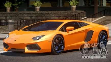 Lamborghini Aventador RS pour GTA 4