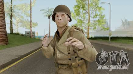 American Soldier HQ pour GTA San Andreas