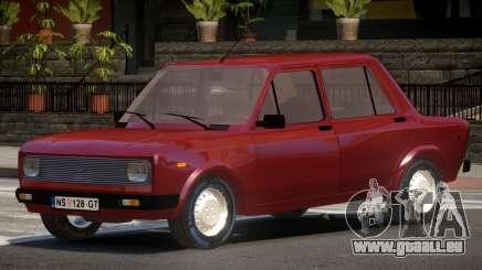 Fiat 128 V1.0 pour GTA 4