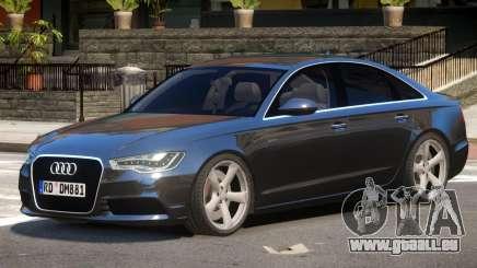 Audi A6 RS V1.0 pour GTA 4