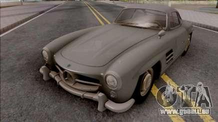 Mercedes-Benz 300 SL 1954 für GTA San Andreas