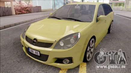 Opel Vectra C OPC Caravan pour GTA San Andreas