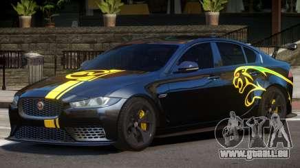 Jaguar XE Sport PJ2 pour GTA 4